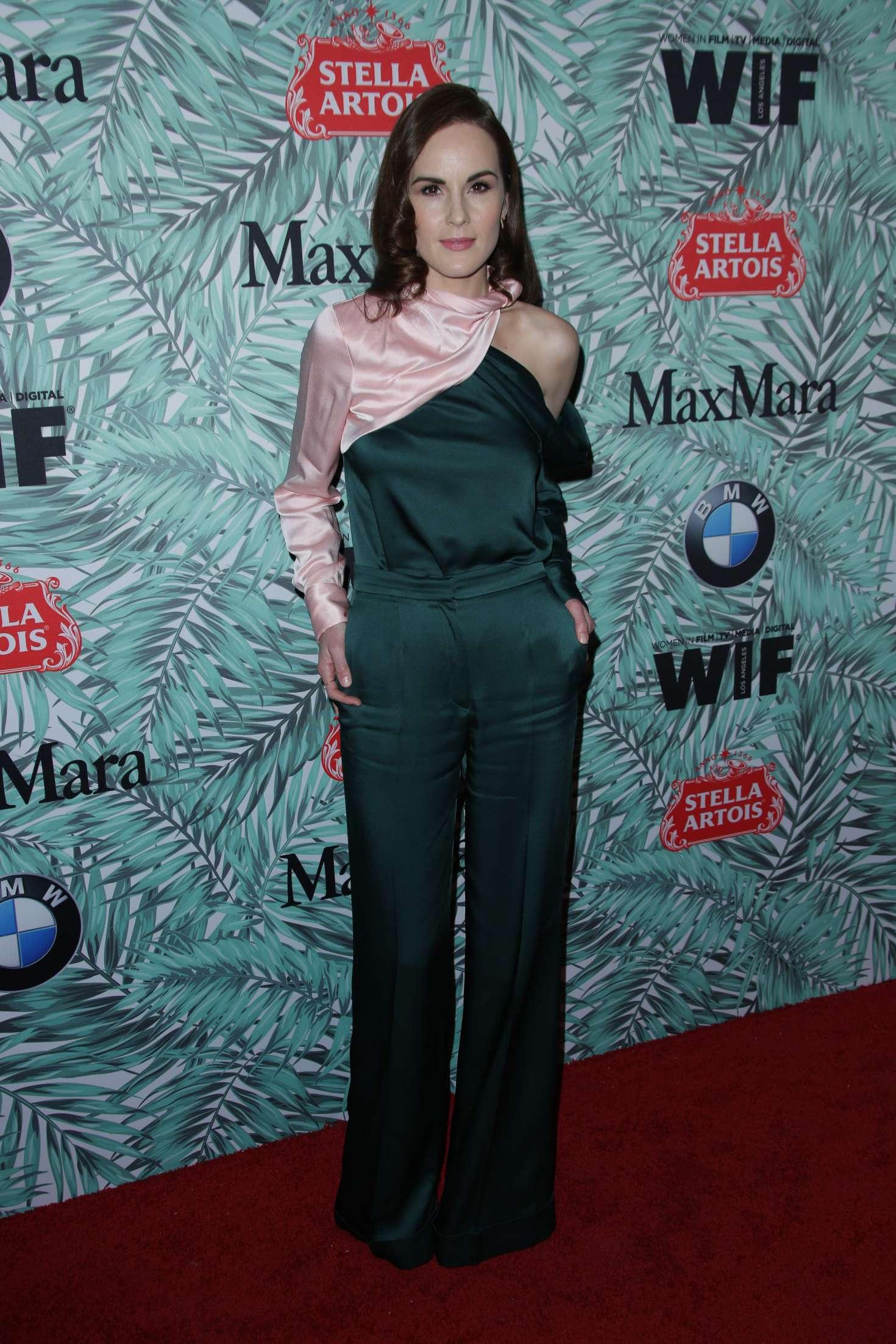 Michelle Dockery - 10th Annual Women in Film Pre-Oscar Cocktail Party in LA
