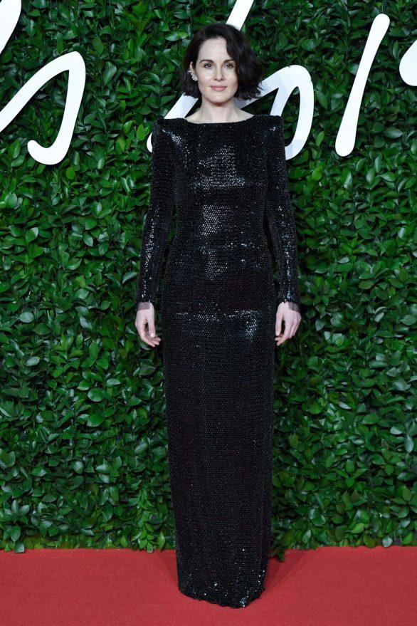Michelle Dockery - Fashion Awards 2019 in London