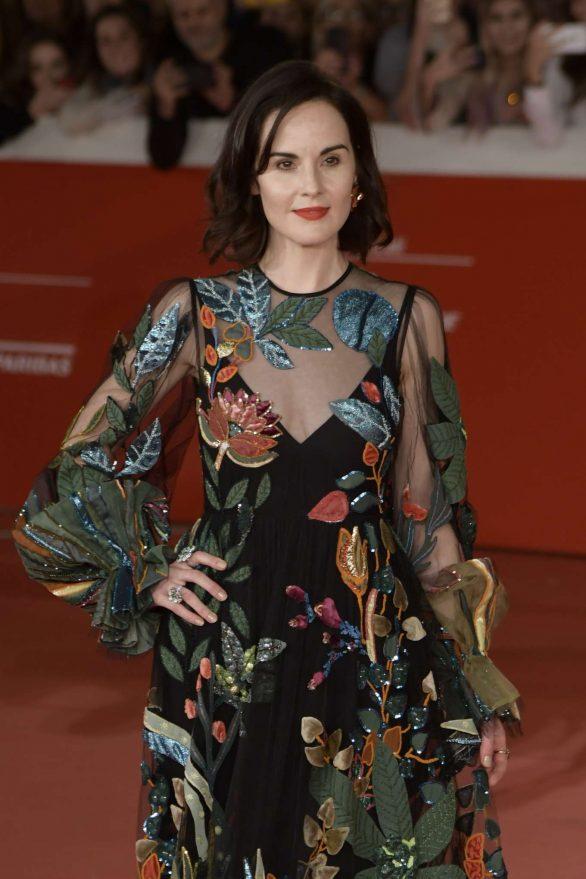 Michelle Dockery - 'Downton Abbey' Premiere - 2019 Rome Film Festival
