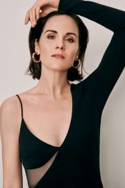 Michelle Dockery - Edit by Net-a-Porter Magazine (December 2019)