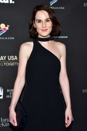 Michelle Dockery - G'Day USA 2020 in Beverly Hills
