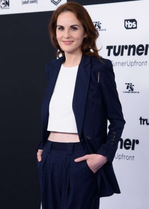 Michelle Dockery - Turner Upfront Presentation in New York