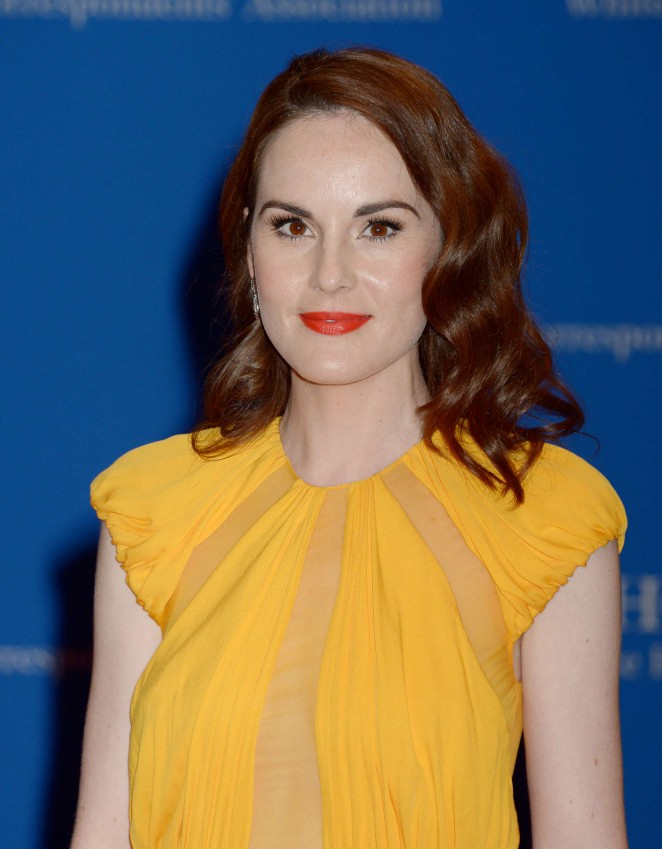 Michelle Dockery - White House Correspondents Dinner in Washington