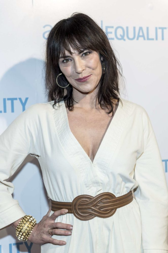 Michelle Forbes – 2017 Animal Equality Global Action Annual Gala in LA