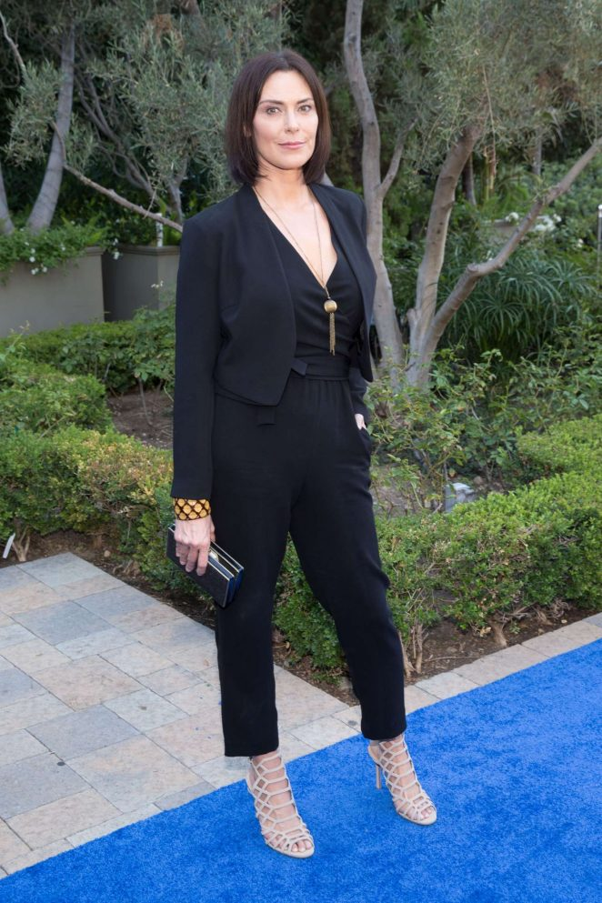 Michelle Forbes – Mercy for Animals hidden Heroes Gala 2016 in Los Angeles
