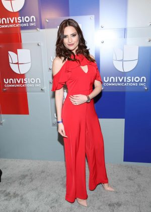 Michelle Galvan - Univision's 2016 Upfront Red Carpet in New York