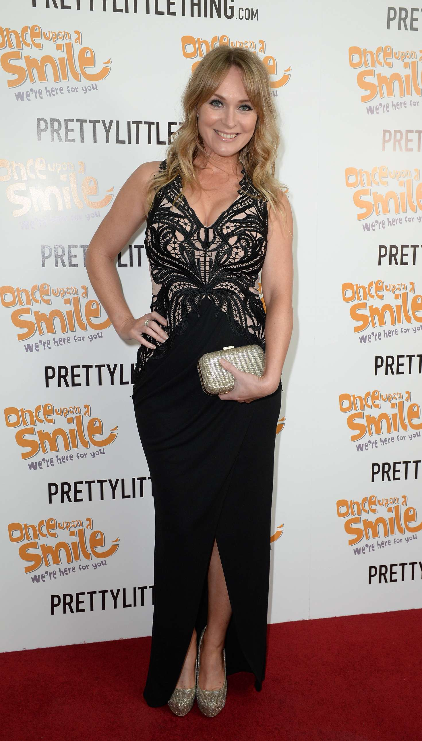 Michelle Hardwick 2017 : Michelle Hardwick: Once Upon A Smile Grand Ball 2017 -01
