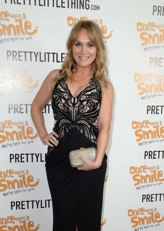 Michelle Hardwick - Once Upon A Smile Grand Ball 2017 in Manchester