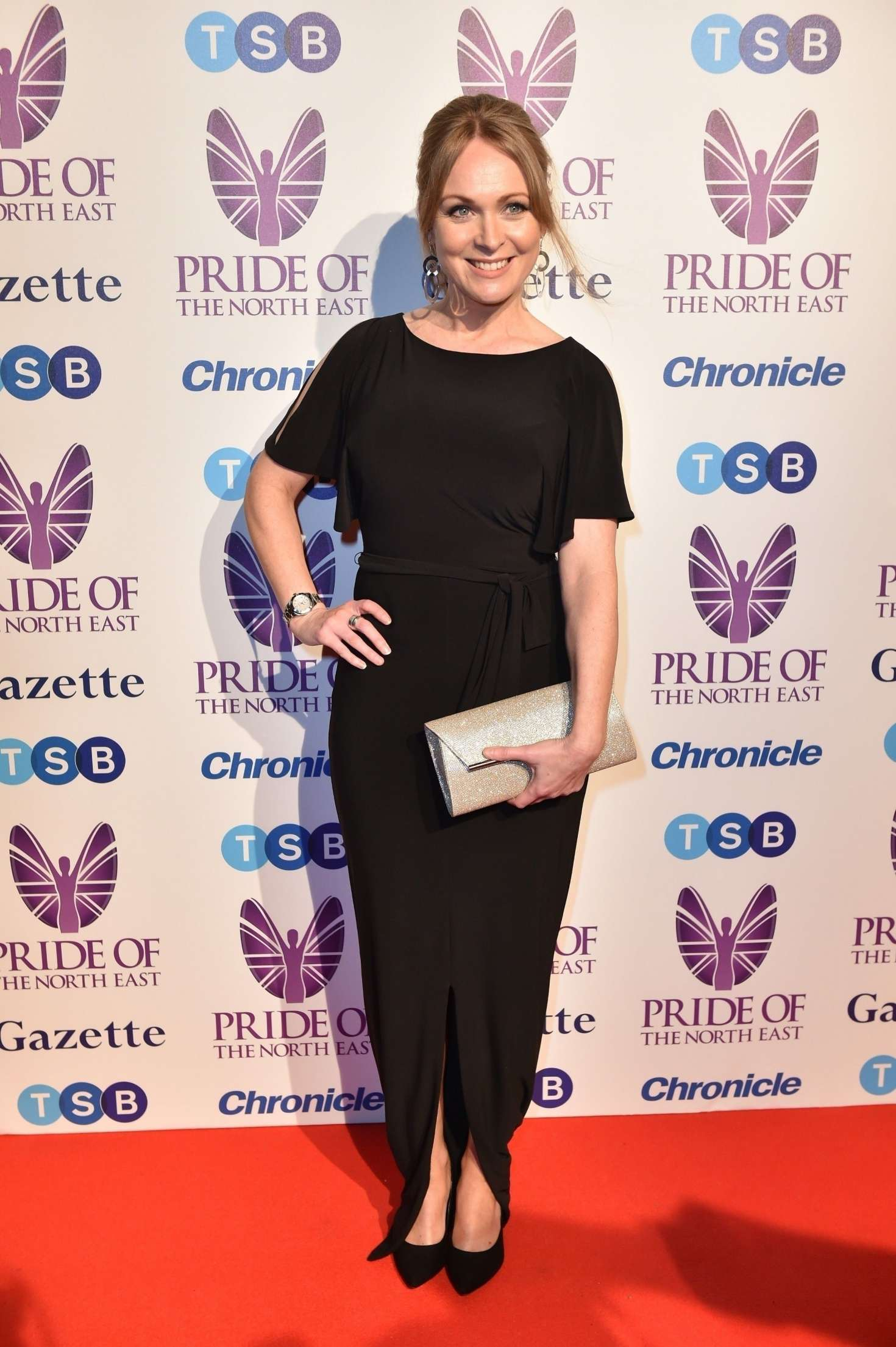 Michelle Hardwick 2018 : Michelle Hardwick: Pride Of The North East Awards 2018 -03