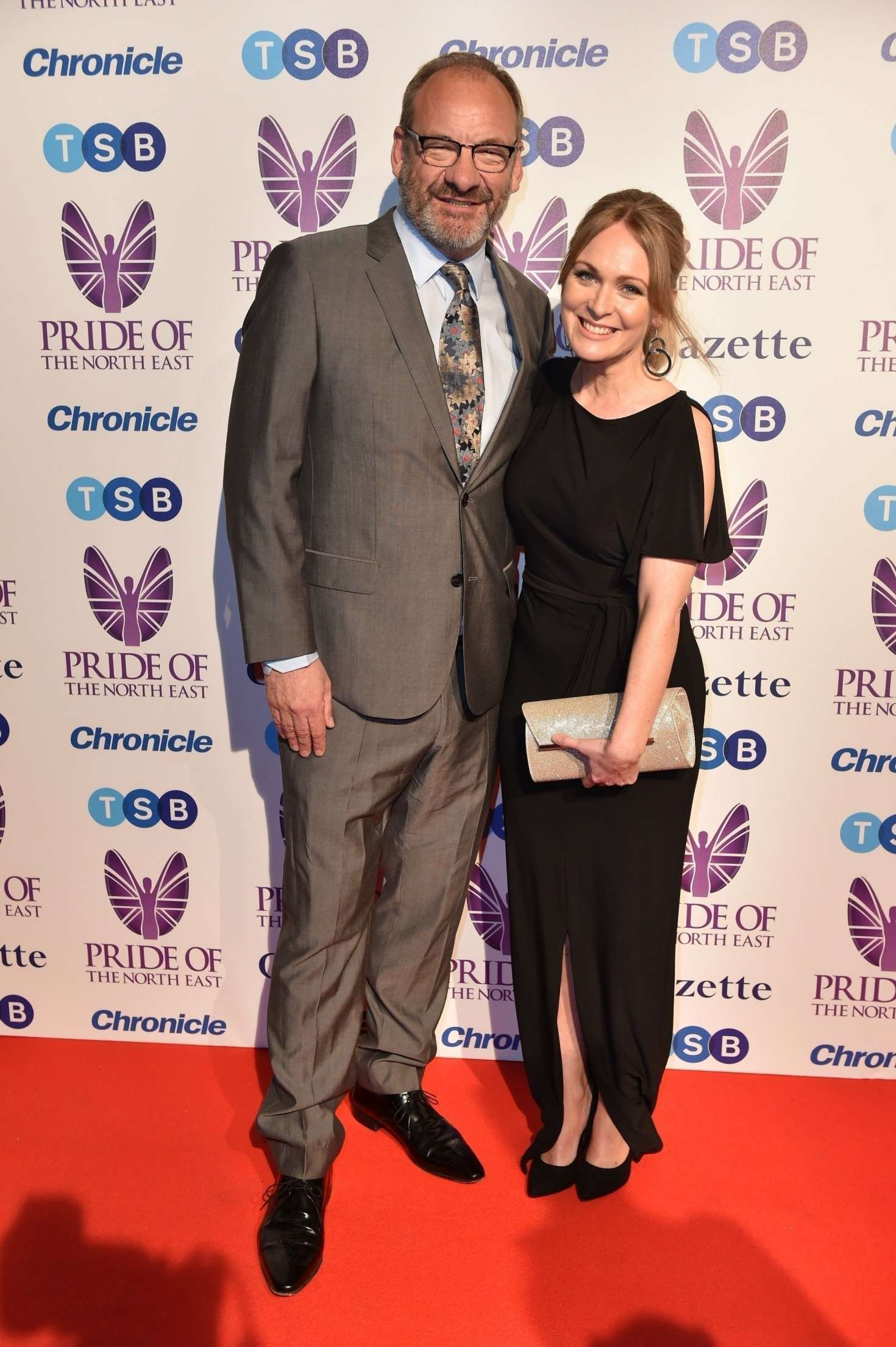 Michelle Hardwick 2018 : Michelle Hardwick: Pride Of The North East Awards 2018 -04