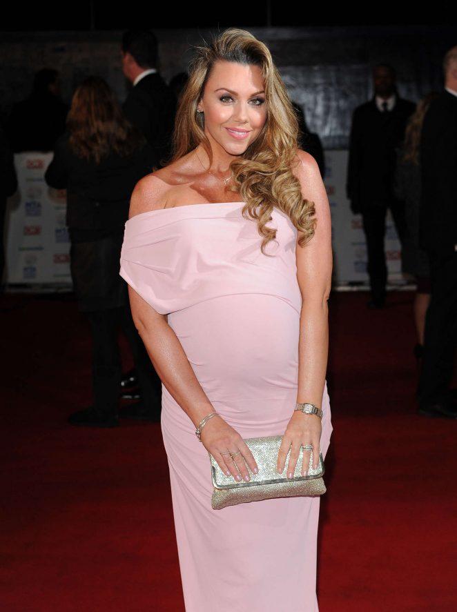 Michelle Heaton - 2017 National Film Awards in London
