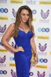 Michelle Heaton - 2019 Pride Of Manchester Awards in Manchester