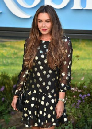 Michelle Heaton - 'Christopher Robin' Premiere in London