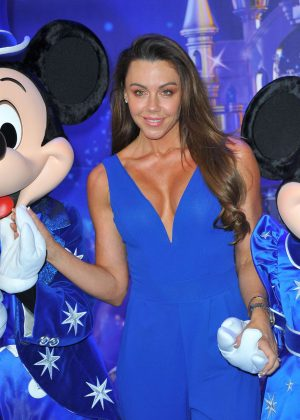 Michelle Heaton - Disneyland 25th Anniversary Celebration in Paris