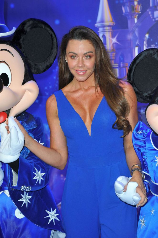Michelle Heaton - Disneyland 25th Anniversary Celebration in Paris