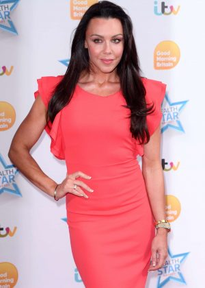 Michelle Heaton - 'Good Morning Britain' Health Star Awards in London