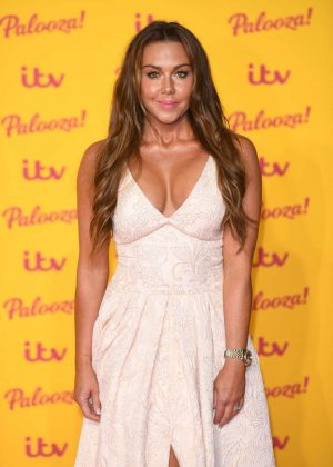 Michelle Heaton - ITV Palooza in London