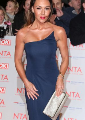 Michelle Heaton - National Television Awards 2018 in London