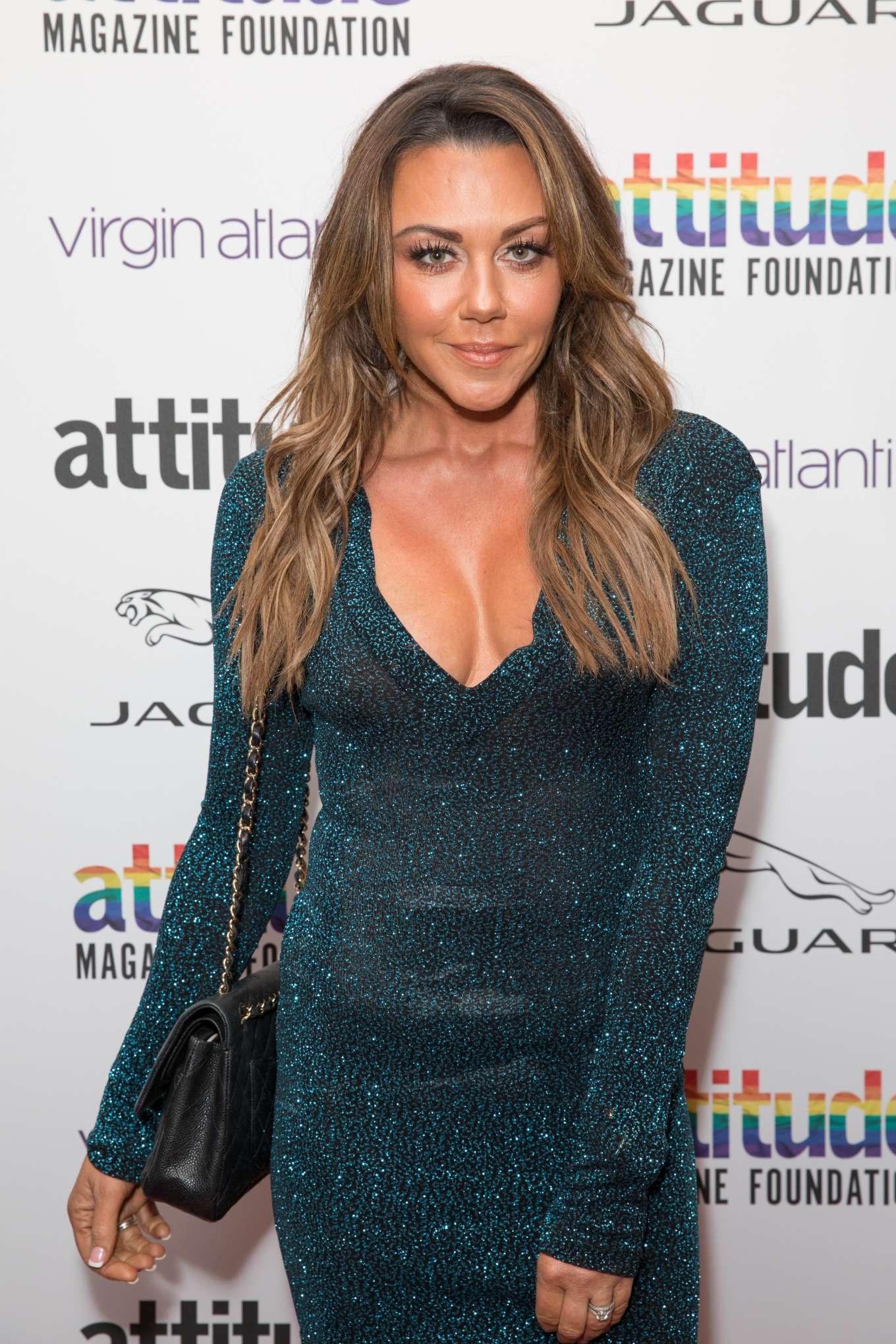 Michelle Heaton - Virgin Atlantic Attitude Awards powered by Jaguar 2019 in London