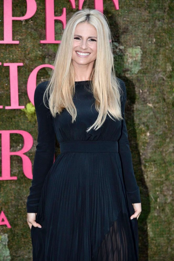 Michelle Hunziker - Green Carpet Fashion Awards 2018 in Milan