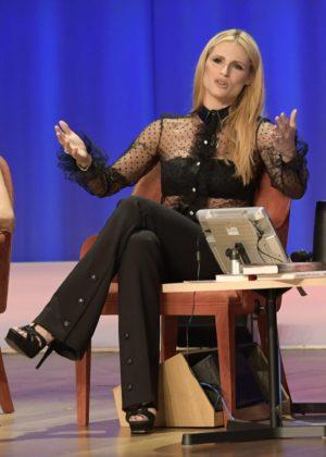 Michelle Hunziker Maurizio Costanzo Show In Rome
