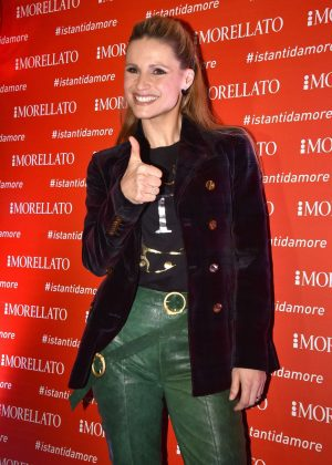 Michelle Hunziker - Rome Via del Corso Event Morellato Istantidamore A Love Celebration