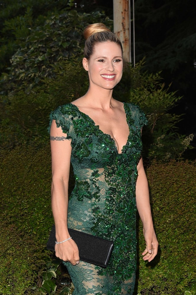 Michelle Hunziker - Television Direction Awards 2015 in Rome