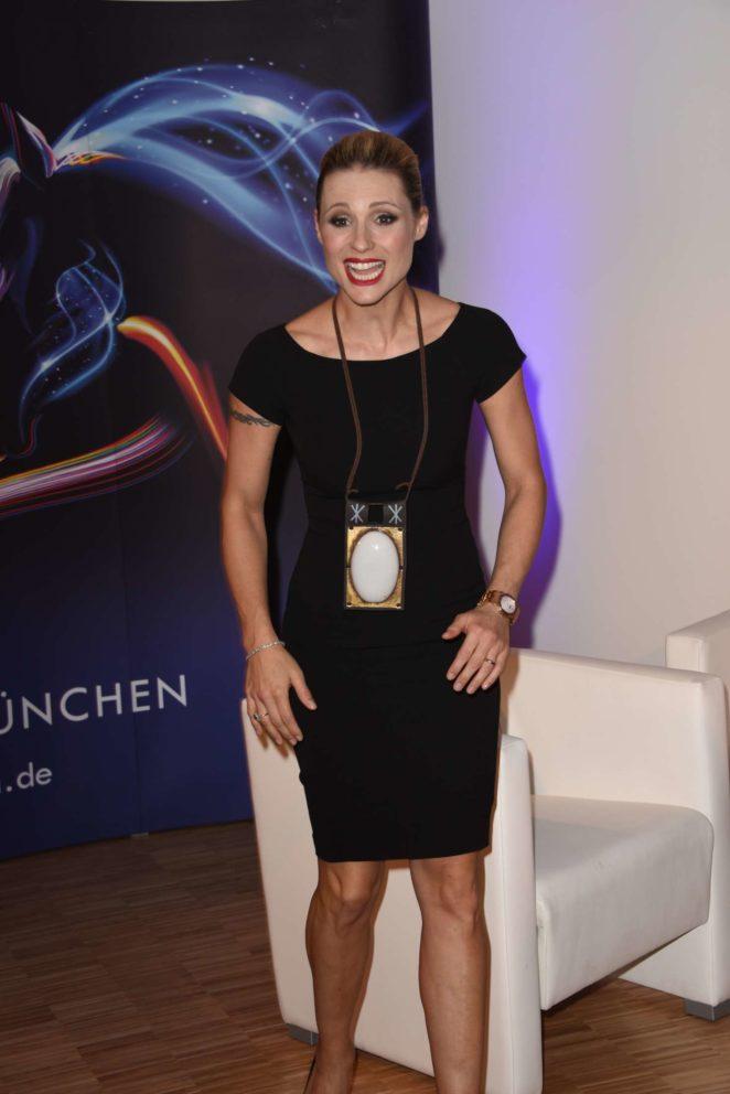Michelle Hunziker - Weltpremiere Equila in Munchen