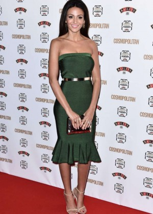 Michelle Keegan - Cosmopolitan Ultimate Women Of The Year Awards 2015 in London