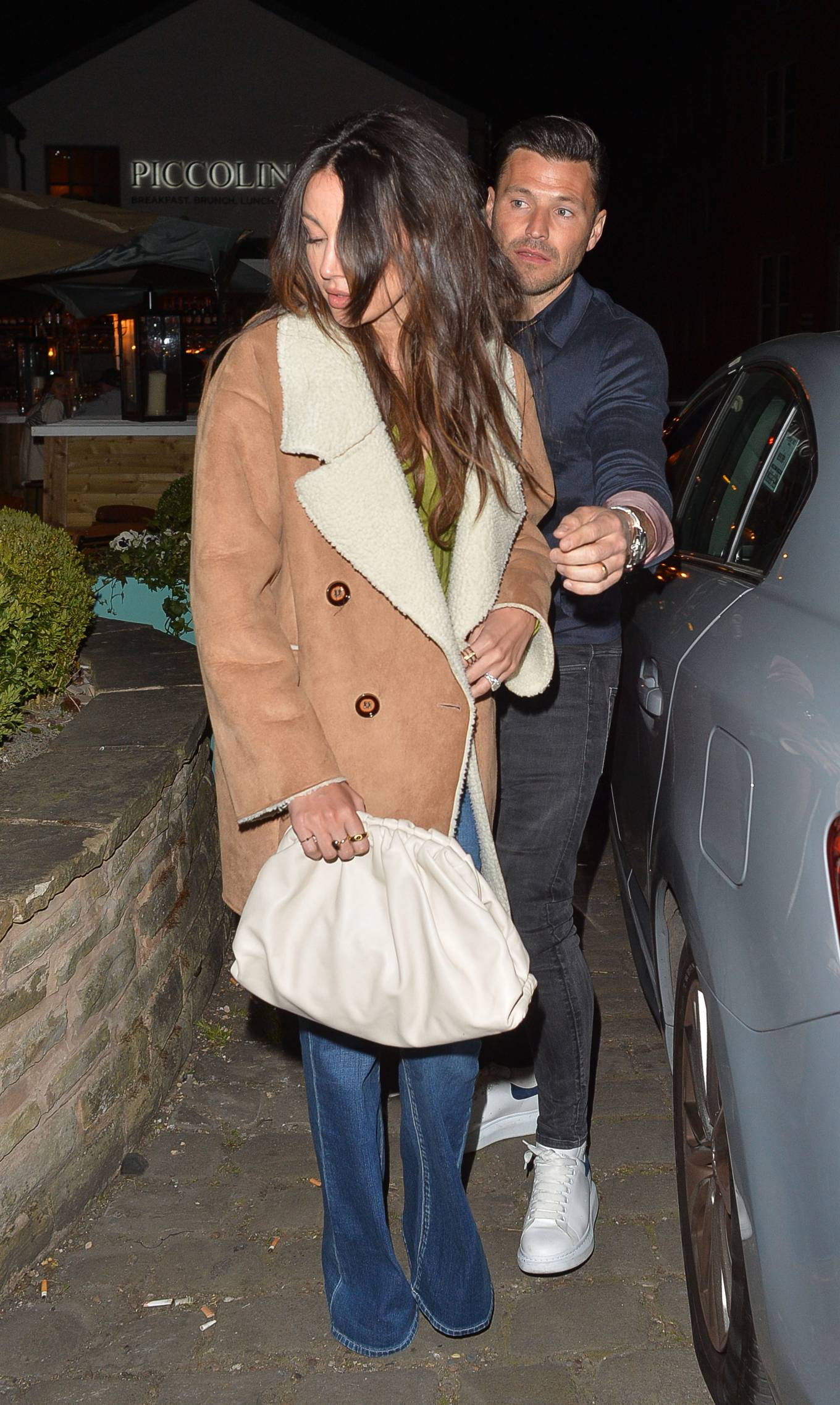 Michelle Keegan 2021 : Michelle Keegan – Night out in Cheshire-03