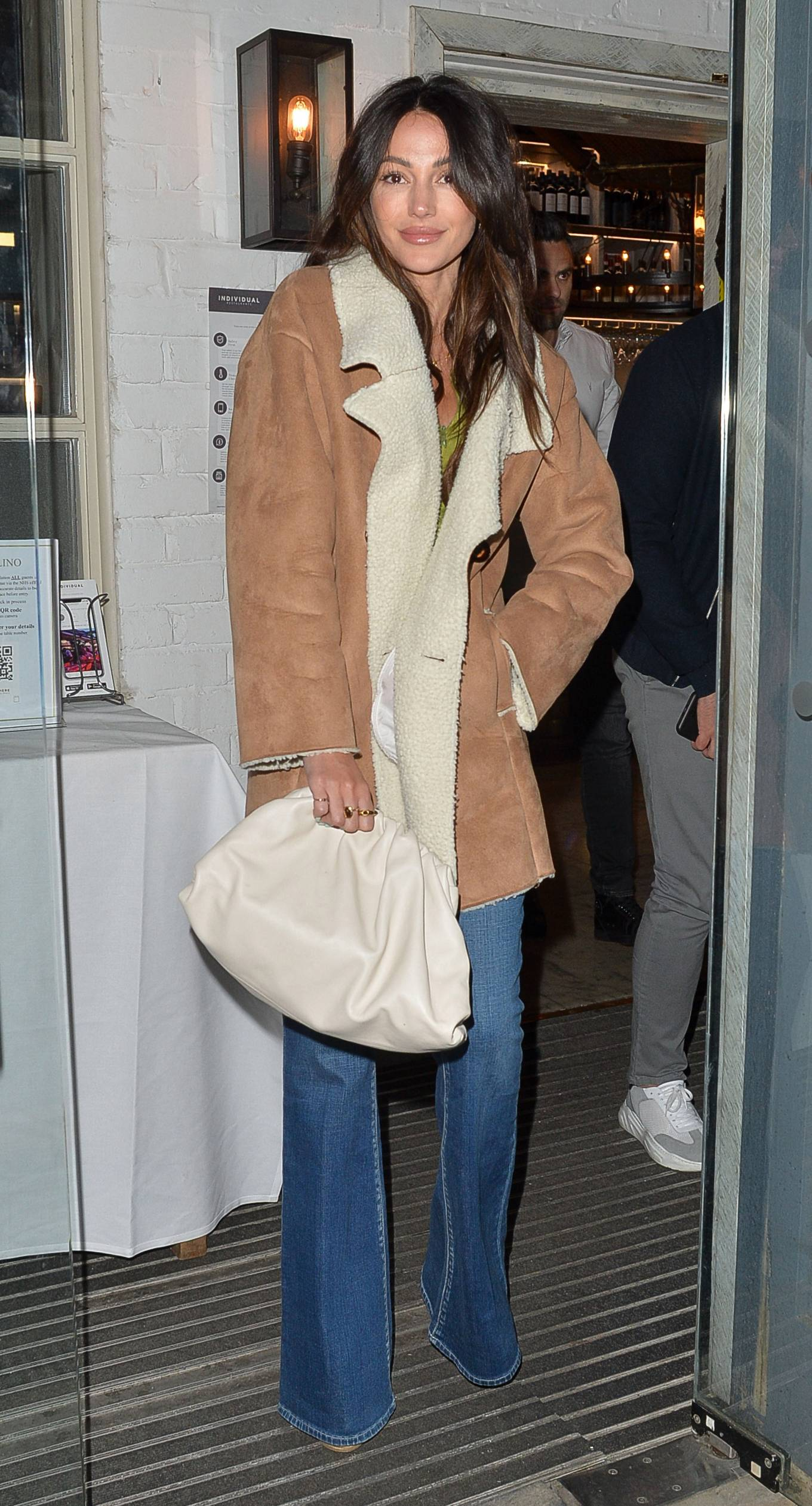 Michelle Keegan - Night out in Cheshire