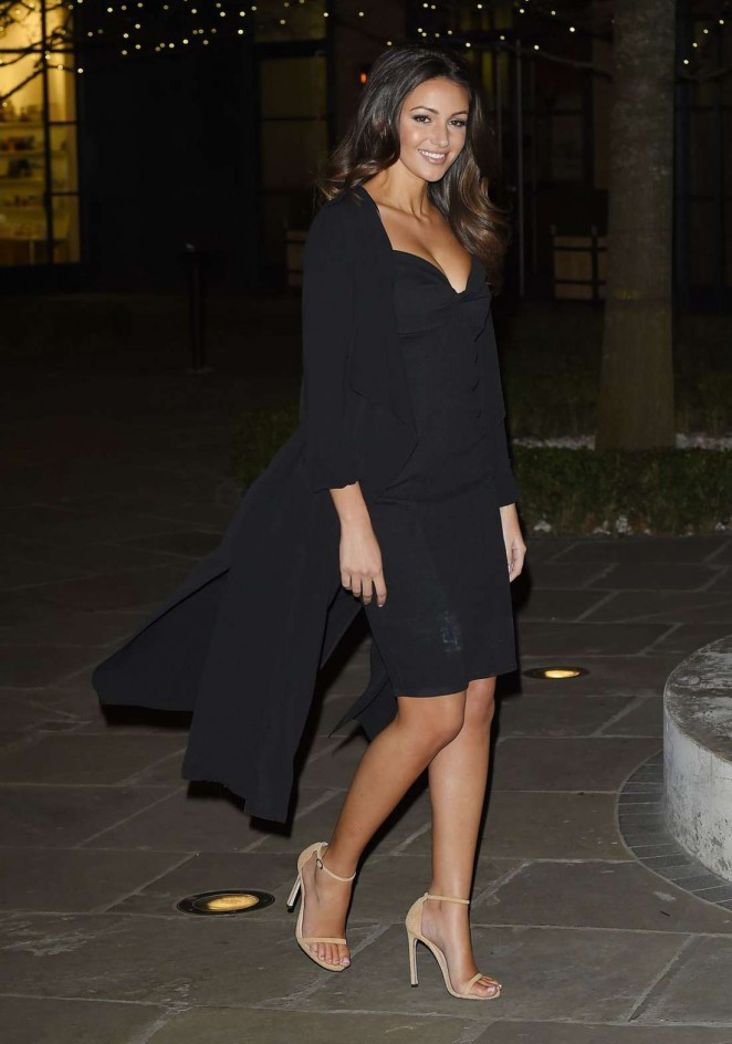 Back to post michelle keegan night out in london