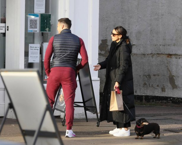 Michelle Keegan - Out in Essex