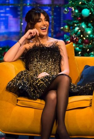 Michelle Keegan - The Jonathan Ross Show 2020