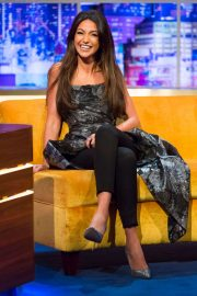 Michelle Keegan - 'The Jonathan Ross Show' TV Show in London