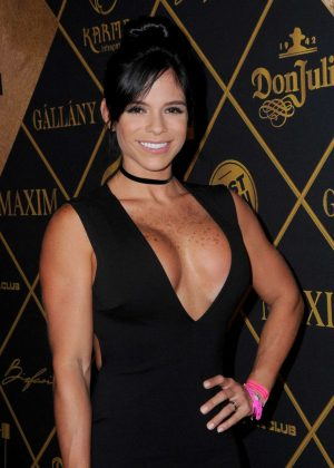 Michelle Lewin - 2016 Maxim Hot 100 Party in Los Angeles