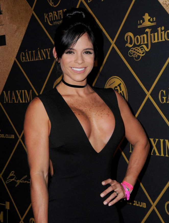 Michelle Lewin – 2016 Maxim Hot 100 Party in Los Angeles