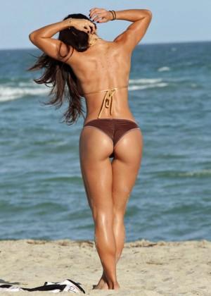 Michelle Lewin Hot in Bikini -06