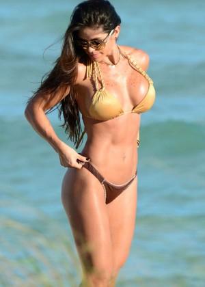 Michelle Lewin Hot in Bikini -18