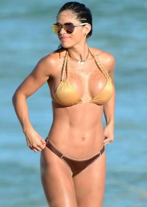 Michelle Lewin Hot in Bikini -22