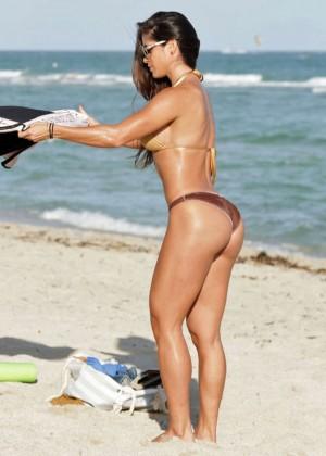 Michelle Lewin Hot in Bikini -23