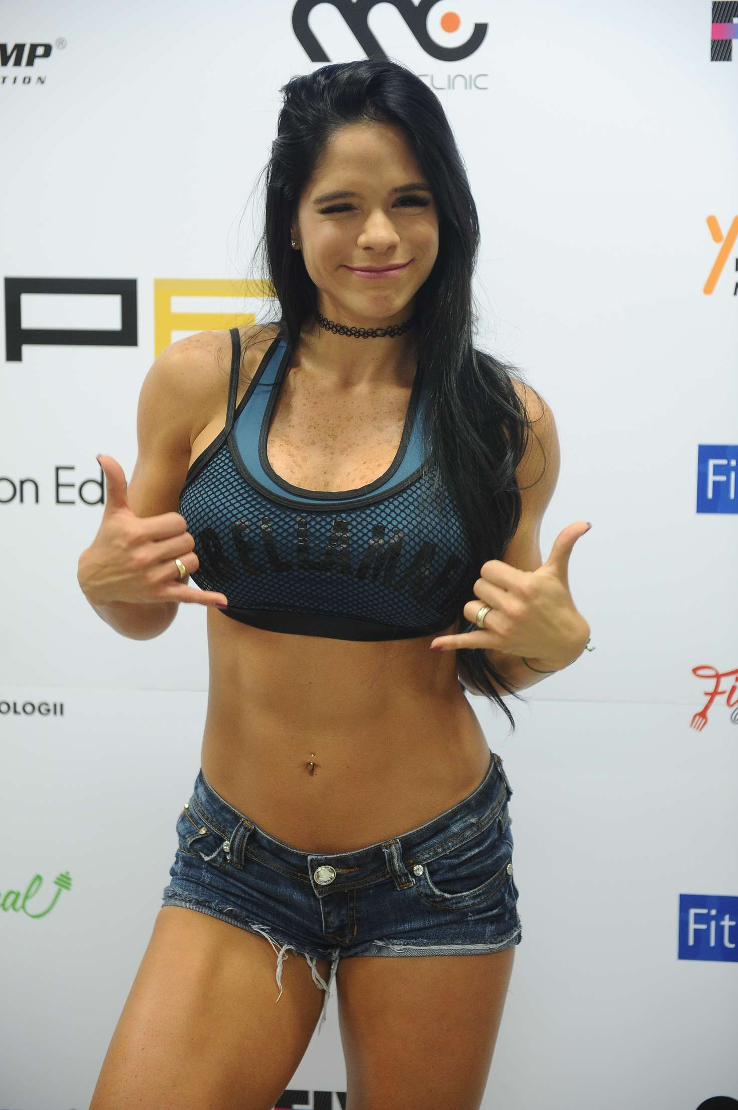 Michelle Lewin - 'PEI 2016' International Conference on Fitness in Warsaw