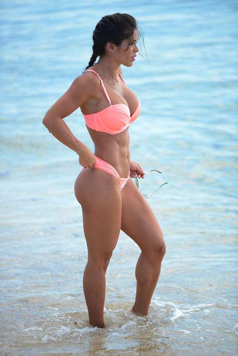 Michelle Lewin Bikini Nude Photos 80