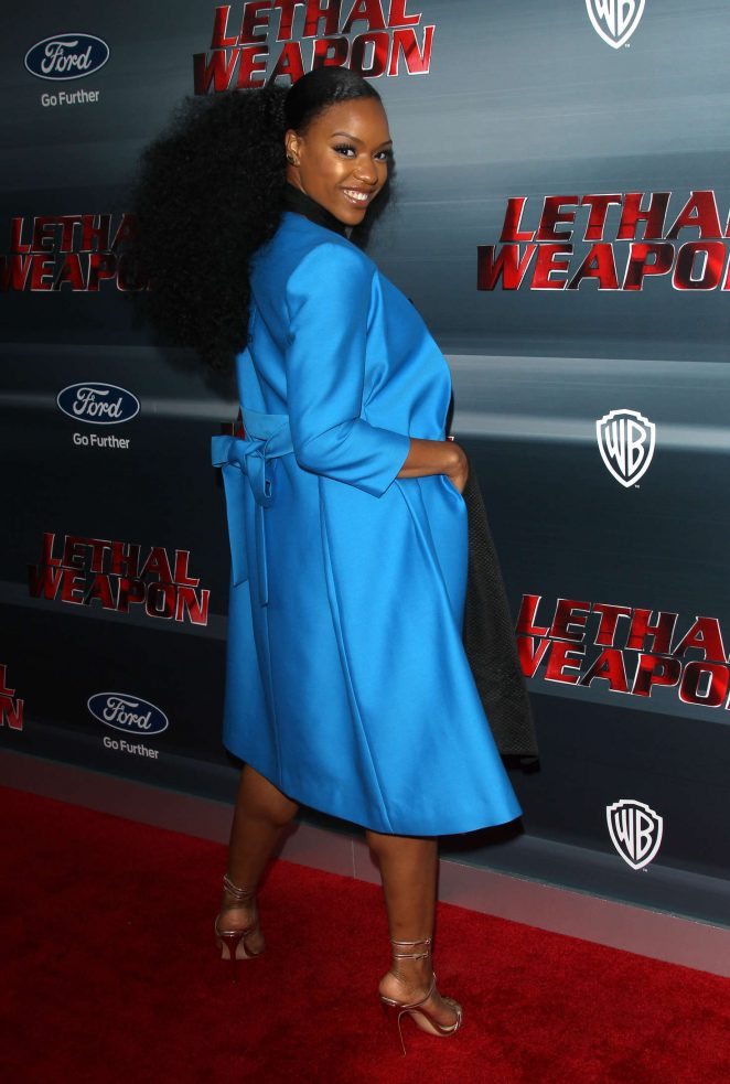 Michelle Mitchenor: Lethal Weapon LA Premiere -02