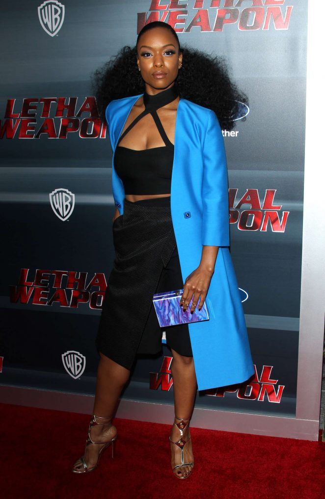 Michelle Mitchenor: Lethal Weapon LA Premiere -04