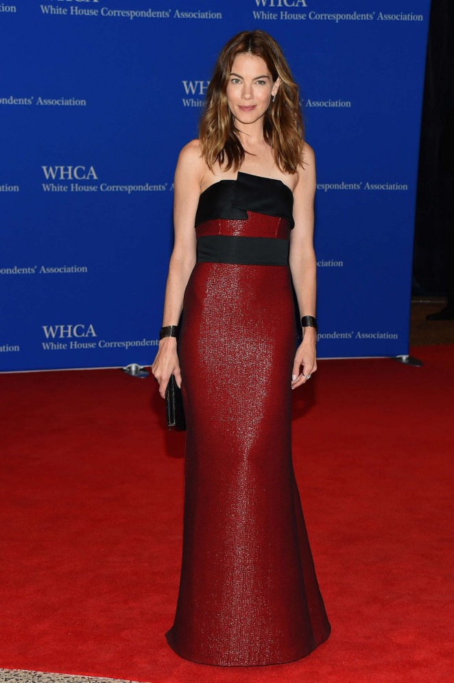 Michelle Monaghan - 2015 White House Correspondents' Association Dinner in Washington