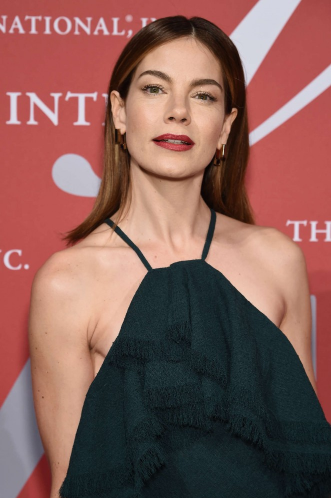 Michelle Monaghan - 2015 Fashion Group International Night of Stars Gala in NY