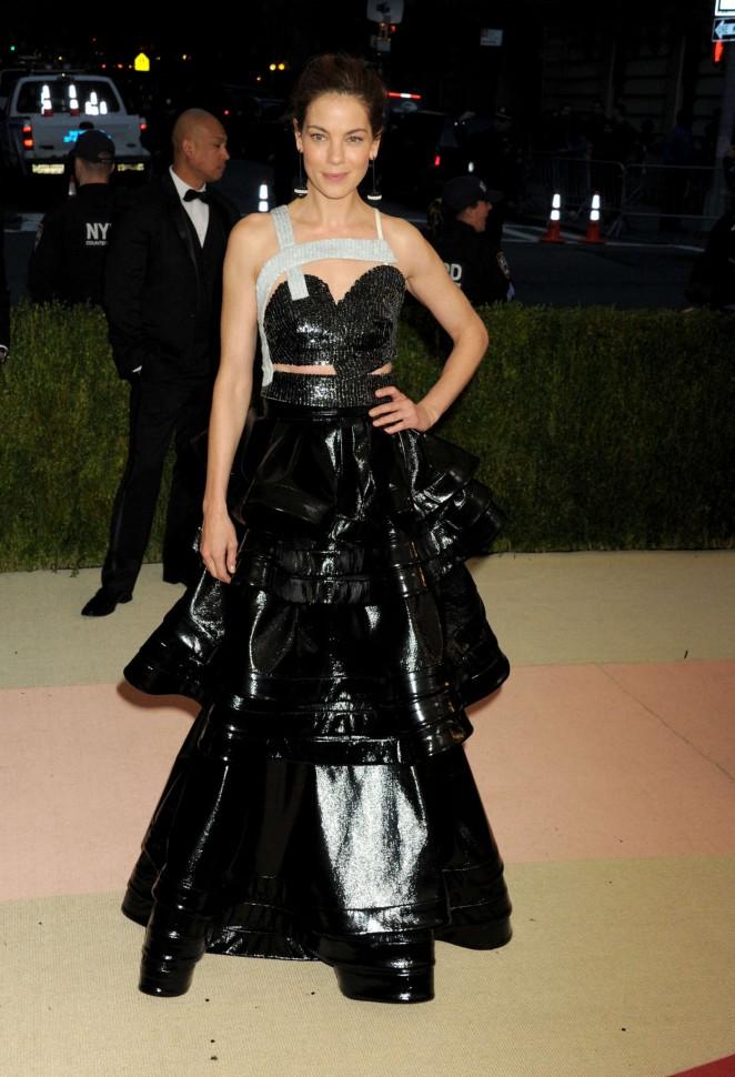 Michelle Monaghan - 2016 Met Gala in NYC