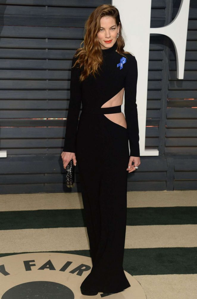 Michelle Monaghan - 2017 Vanity Fair Oscar Party in Hollywood