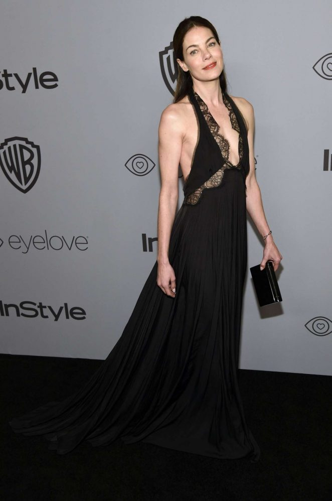 Michelle Monaghan - 2018 InStyle and Warner Bros Golden Globes After Party in LA